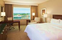 Room at Westin Charlotte